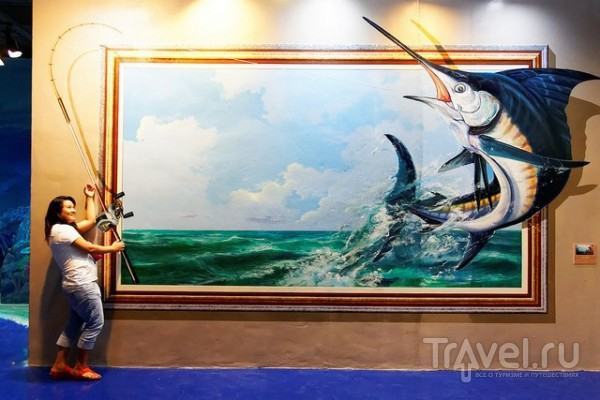 Art in Paradise в Паттайе / Таиланд