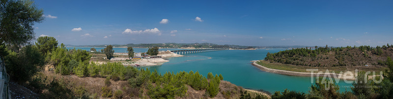 Что не входит в All Inclusive. Адана: искусственное озеро / Турция
