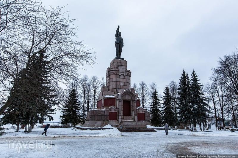 Кострома и сумароковская лосеферма / Россия