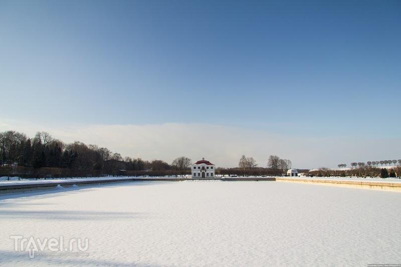Дворец Марли в Петергофе, Россия / Фото из России