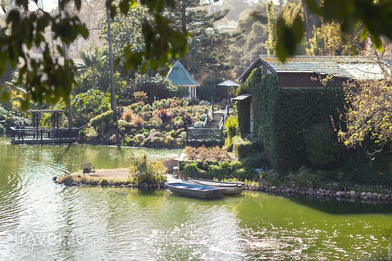 Озеро Гробницы, Лос-Анджелес / США