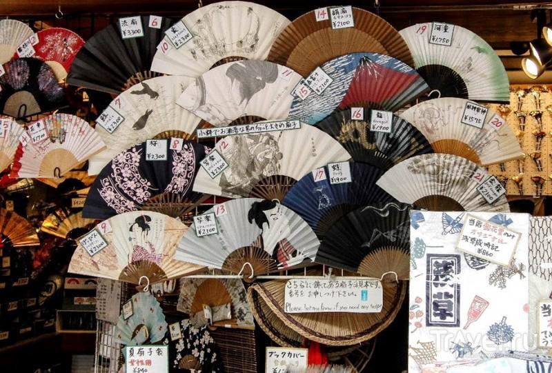 Японский альбом. В Асакусе / Япония
