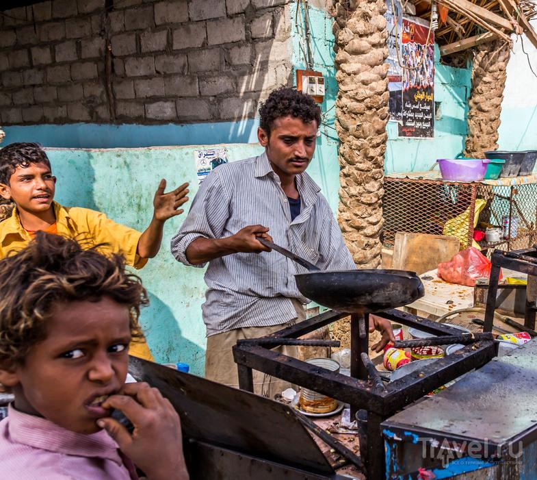 Йемен. Побережье Красного моря / Фото из Йемена