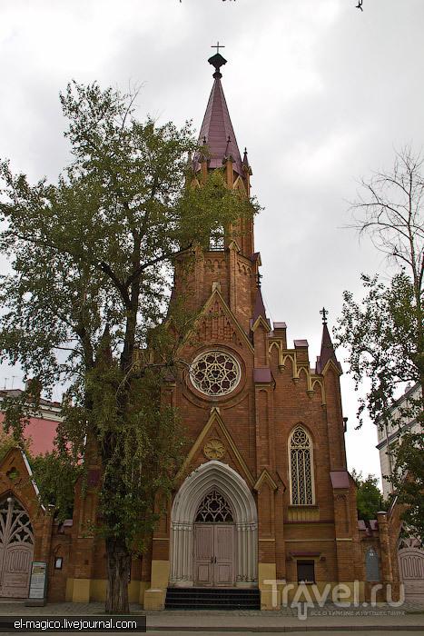 Церковь Успения Девы Марии в Иркутске, Россия / Фото из России