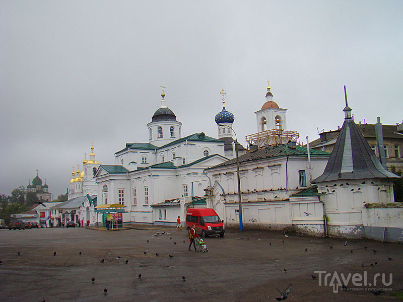 Никольский женский монастырь, Россия / Фото из России