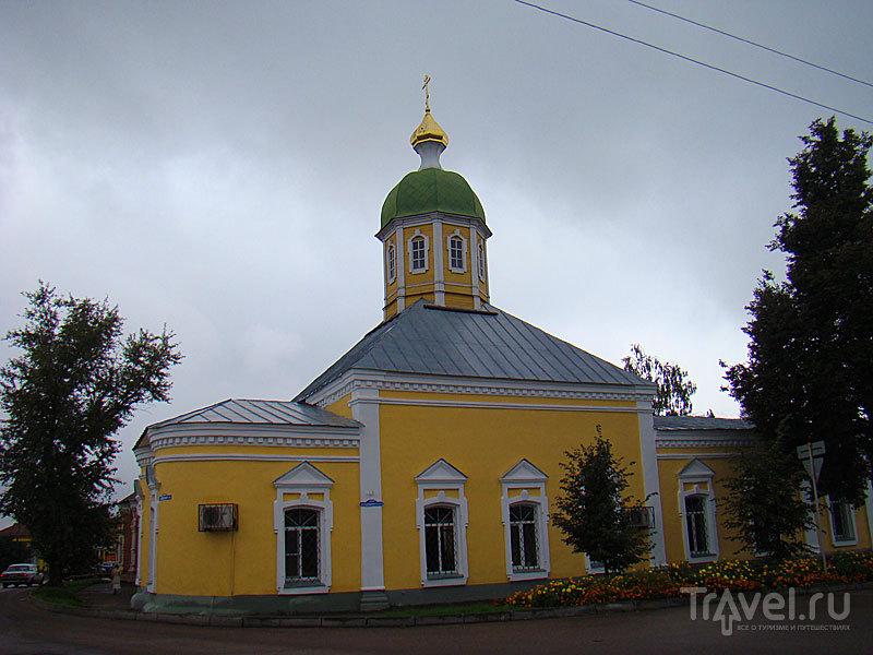 Церковь Андрея Первозванного в Арзамасе, Россия / Фото из России