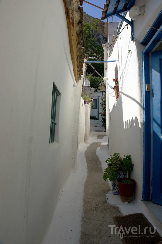 Остров Эгейского моря в... / Греция