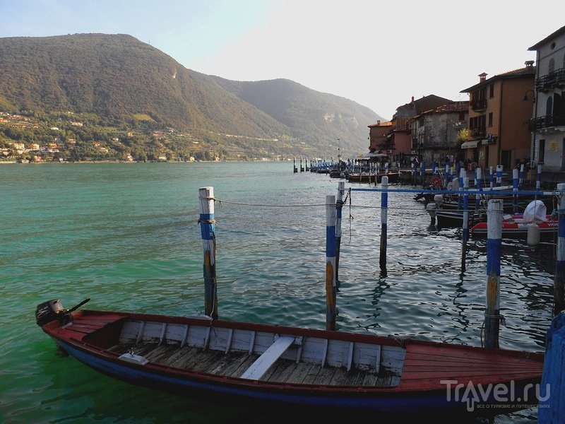 Изео и Монте-Изола / Италия