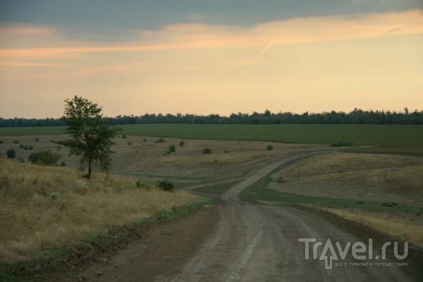 Задонье: Бирюзовые степи / Россия