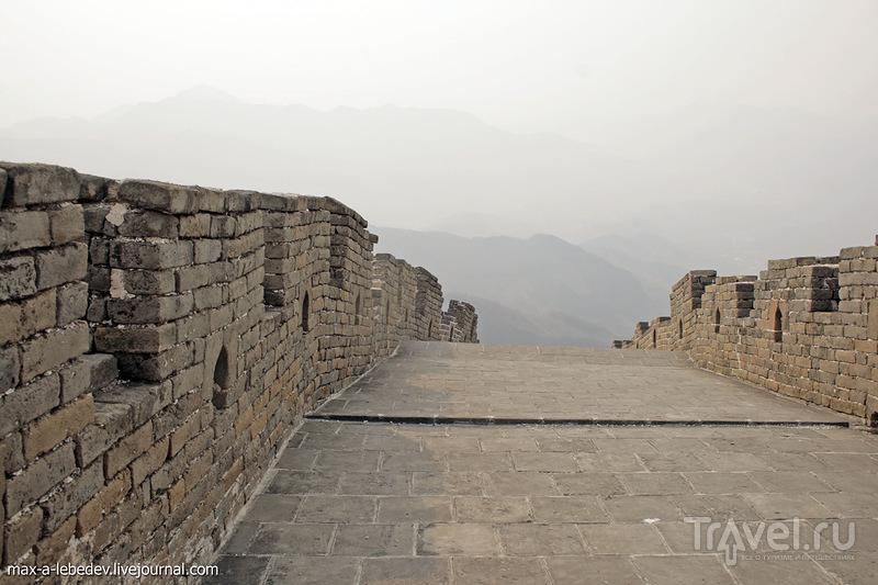 Китай. Великая Стена. Мутяньюй / Китай