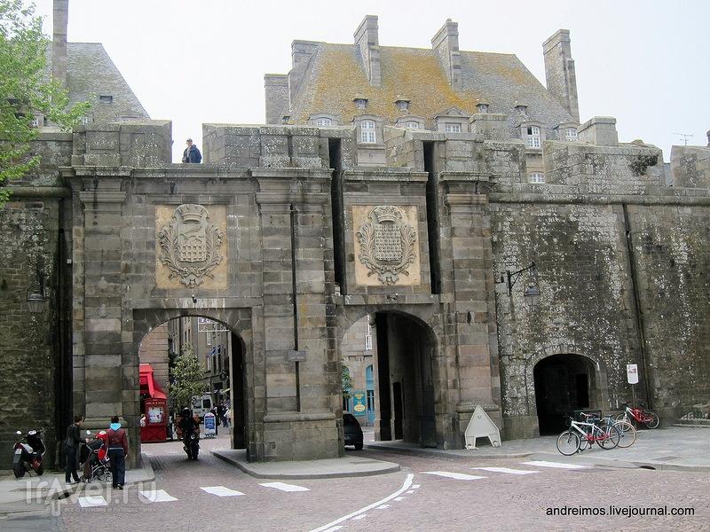 Ворота Св. Фома (Porte Saint Thomas) / Франция