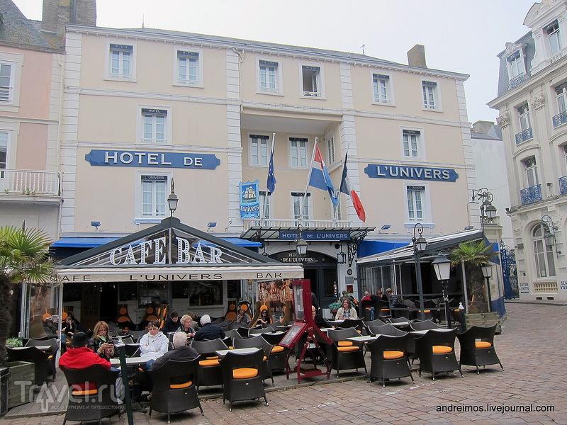 """Отель """"Юнивер"""" (Hotel de L'Univers) / Франция"""