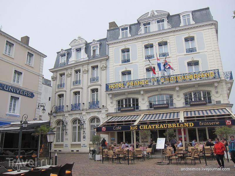 """Отель """"Франция и Шатобриан"""" (Hotel France et Chateaubriand) / Франция"""