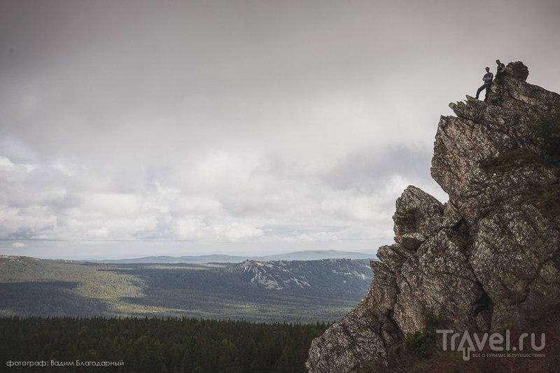 """Таганай - """"Подставка для Луны"""" / Фото из России"""