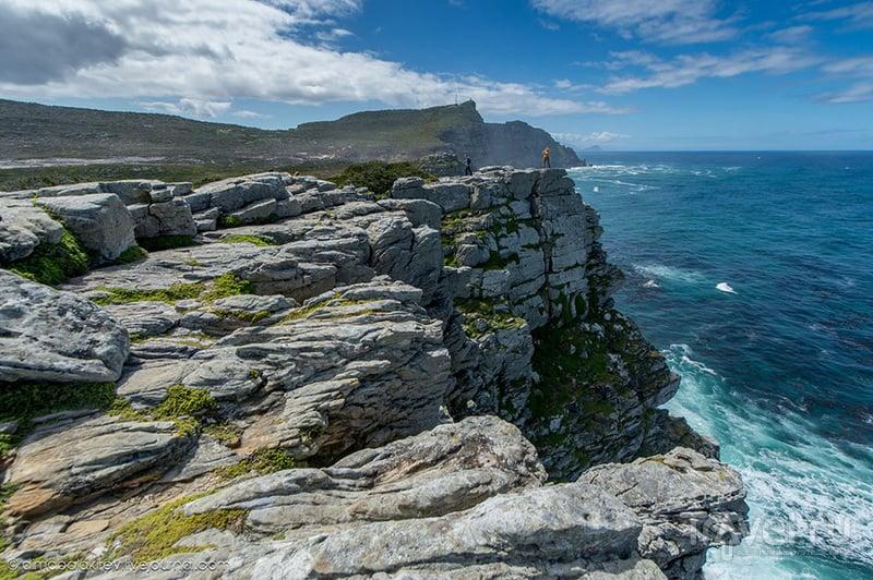 Мыс Доброй Надежды, ЮАР / Фото из ЮАР