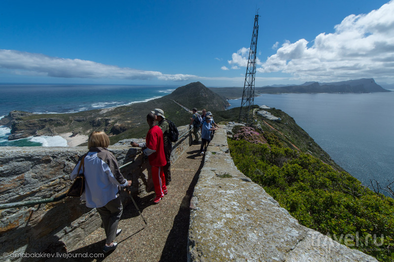Мыс Доброй Надежды / Фото из ЮАР
