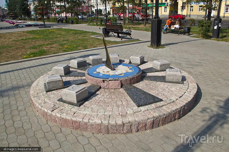 Иркутск деревянный и многорелигиозный / Фото из России