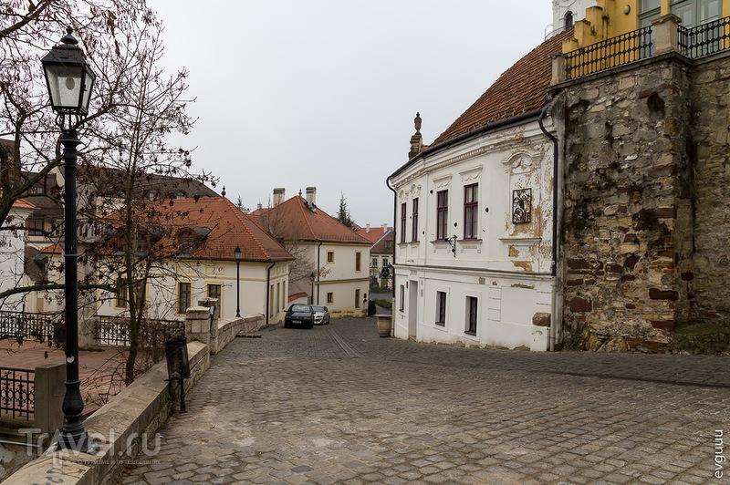 В городе Веспрем, Венгрия / Фото из Венгрии