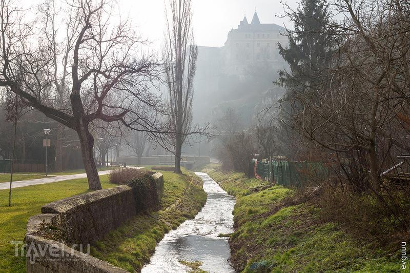 Провинция, город Веспрем, озеро Балатон зимой / Фото из Венгрии