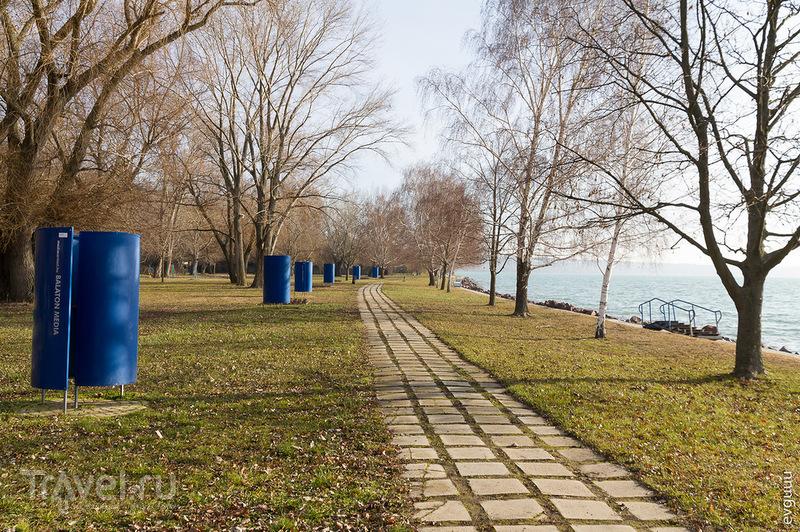 Озеро Балатон, Венгрия / Фото из Венгрии