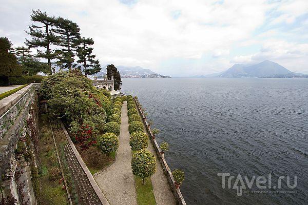 Озеро Маджоре. Остров Белла / Италия