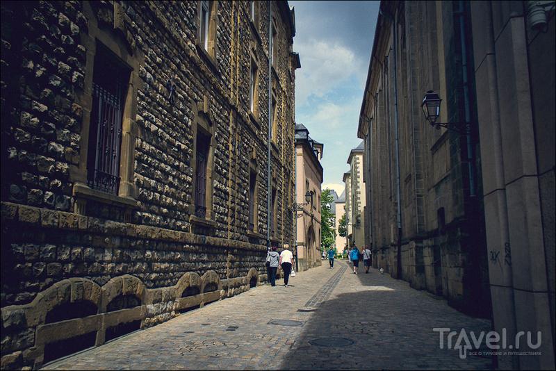 Многоэтажный Люксембург / Фото из Люксембурга