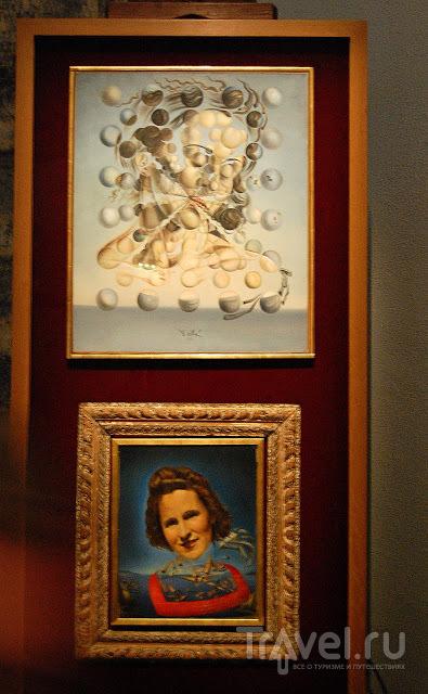 Испания: музей Великого Дали в Фигейросе / Испания