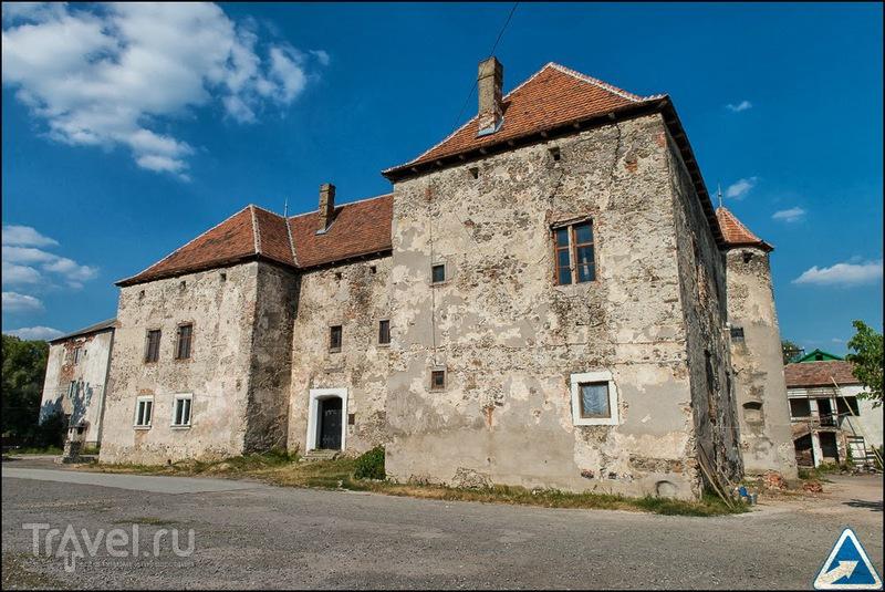 Замок Сент-Миклош в Закарпатье, Украина / Фото с Украины