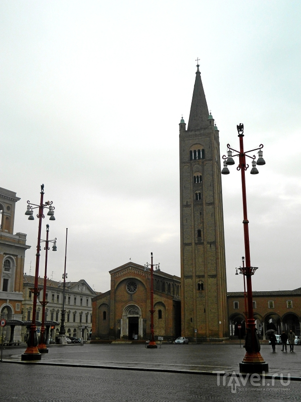 Аббатство святого Меркуриалия в Форли, Италия / Фото из Италии