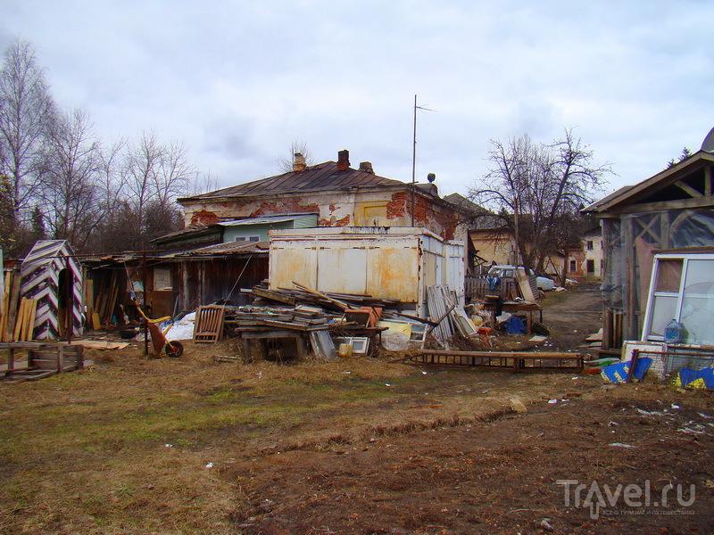 Усадьба Гребнево. Остатки былой роскоши / Россия