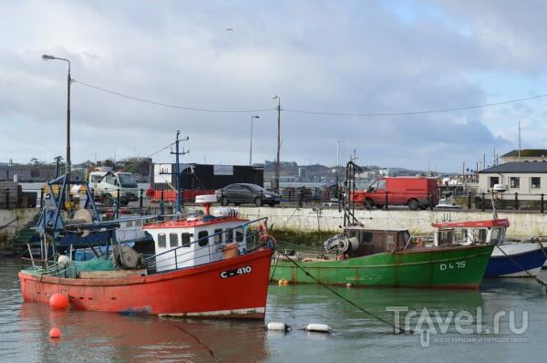О Куинстауне, Лузитании и Титанике / Ирландия