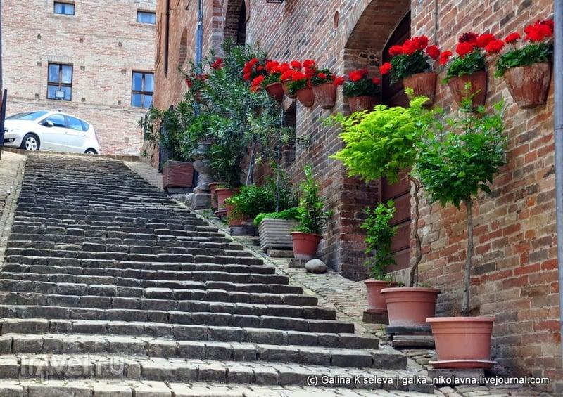"""Этот неизвестный Марке. Асколи-Пичено - """"город ста башен"""" / Италия"""