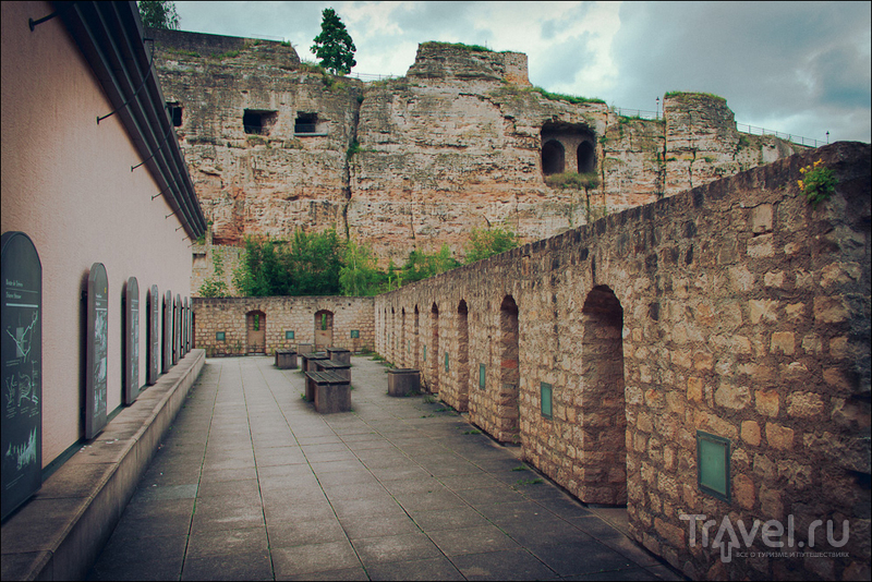 Симпатичный Люксембург / Фото из Люксембурга
