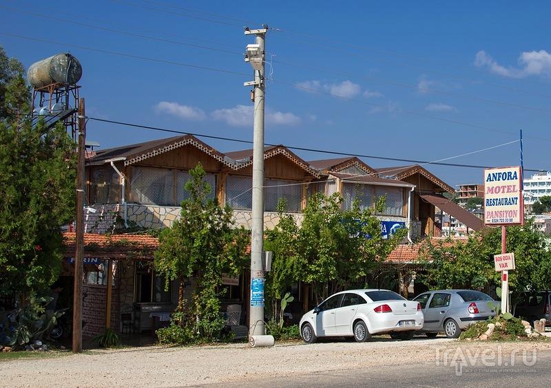 Что не входит в All Inclusive. Отель в Кызкалеси и ресторанчики в Нарлыкуйу / Турция
