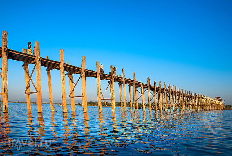 Мандалай / Фото из Мьянмы
