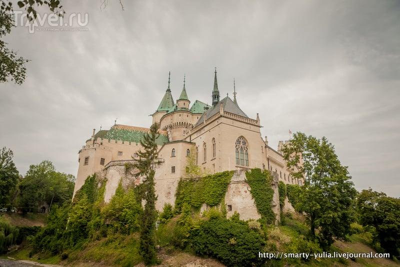 Словакия: Бойницкий замок (Bojnický zámok) / Фото из Словакии