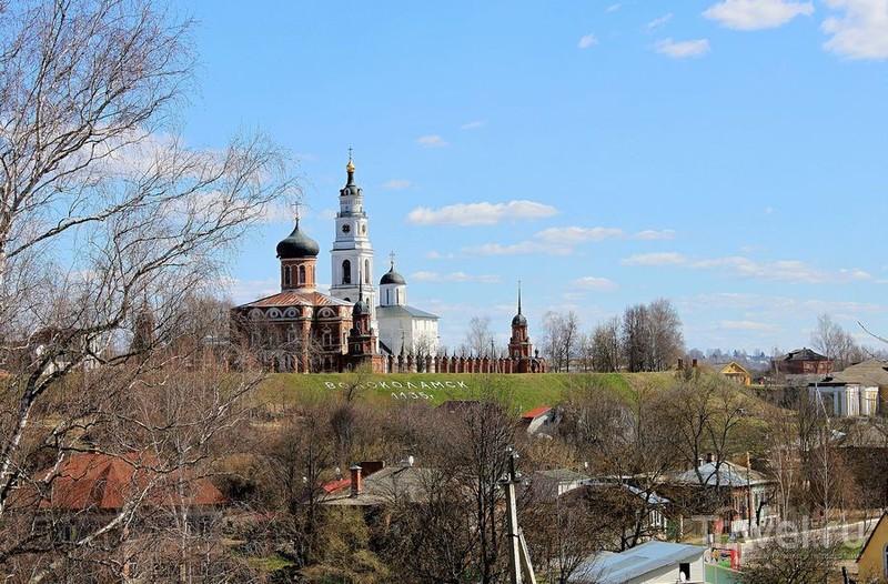 В городе Волоколамск, Россия / Фото из России