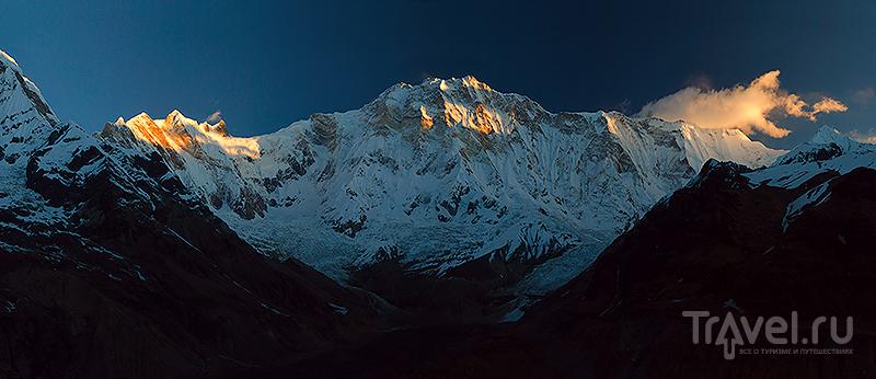 Непальские пики / Фото из Непала