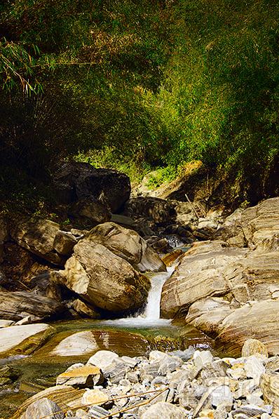 Водопад / Фото из Непала