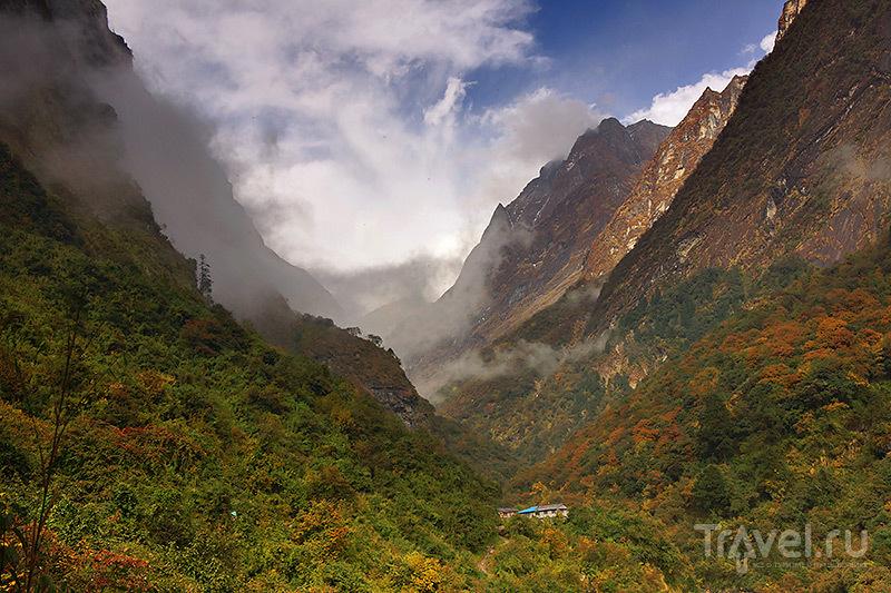 Хималайя / Фото из Непала