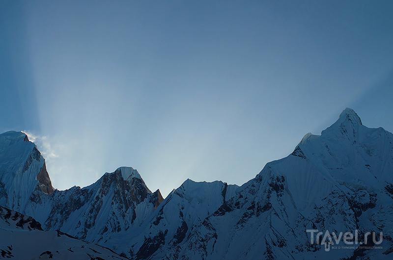 Трек к южному базовому лагерю Аннапурны / Фото из Непала