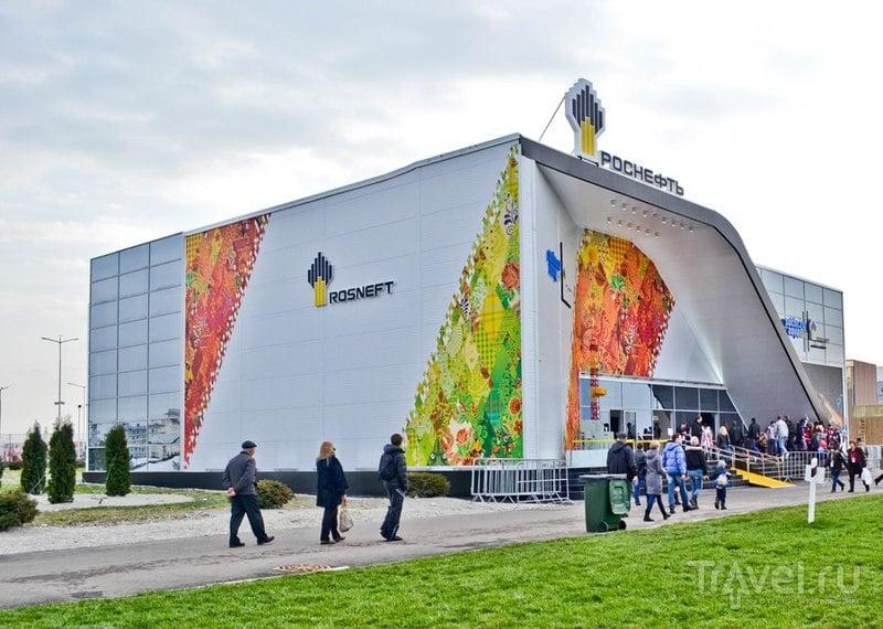 Олимпийский парк в Сочи, Россия / Фото из России