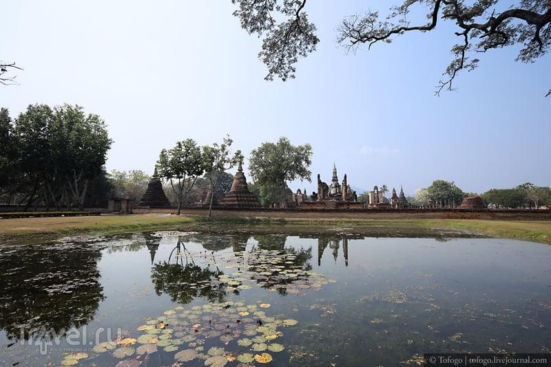 Таиланд. Древняя столица Сукхотай (Sukhothai) / Фото из Таиланда