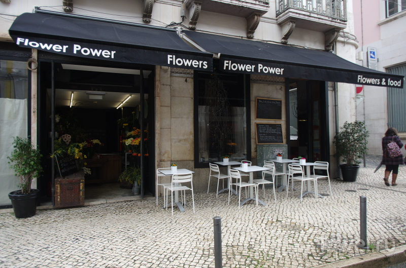 Магазины Лиссабона / Португалия