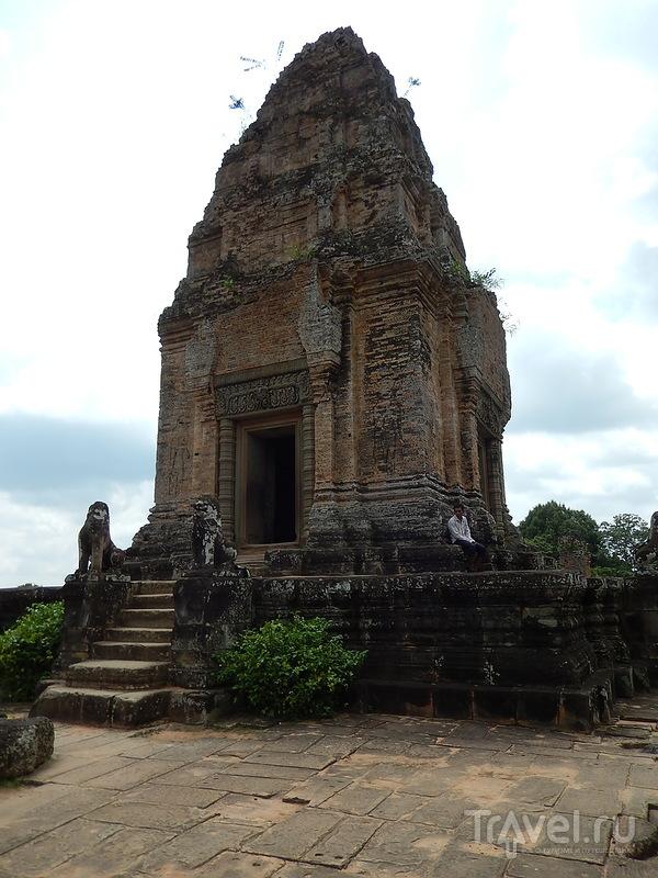 Восточный Мебон (Eastern Mebon) / Камбоджа