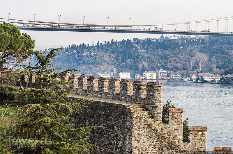 Стамбул. Крепость Румели Хисары / Фото из Турции
