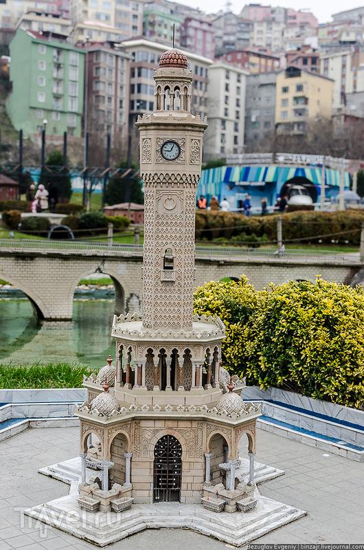 Стамбул 2014. Парк Миниатюрк / Фото из Турции