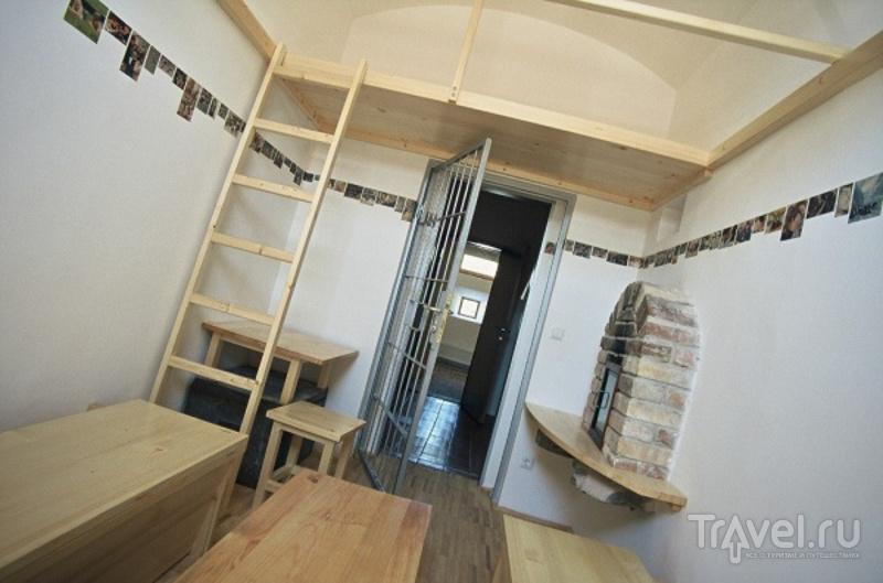 Каждая комната-камера имеет неповторимый дизайн / Словения