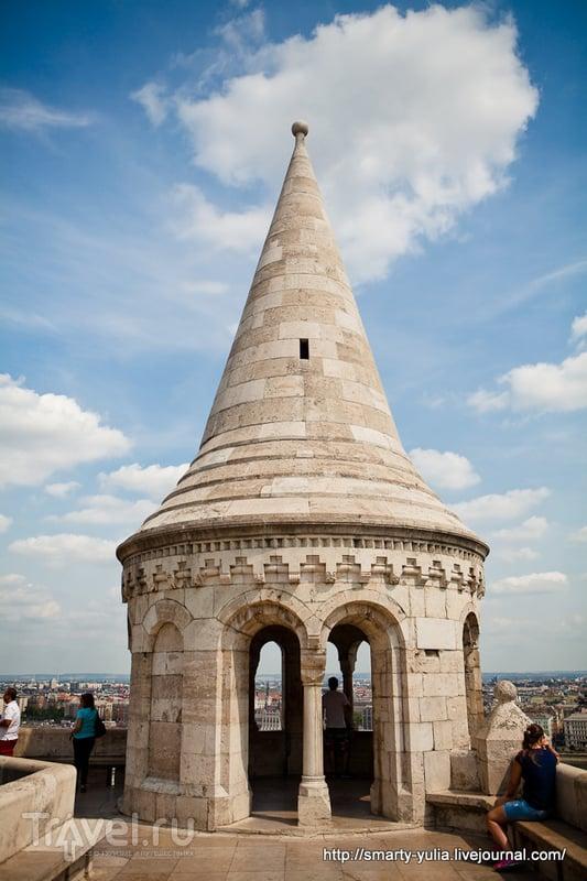 Будапешт: Рыбацкий Бастион и Церковь Матьяша / Венгрия