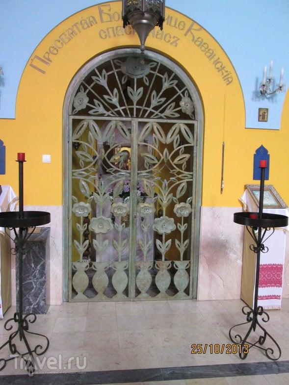 Португалия. Фатима. Украинский храм / Португалия